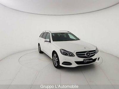 begagnad Mercedes 250 Classe E - W212 SW E SWBT Premium 4matic auto E6