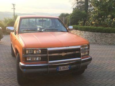 usata Chevrolet Silverado 6.0 3 posti