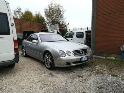 usata Mercedes CL500 ClasseCoupè