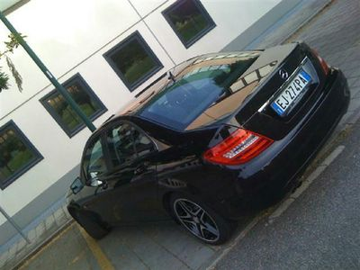 usata Mercedes C200 CLASSE CCDI BlueEFFICIENCY Avantgarde