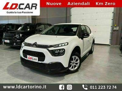 usata Citroën C3 PureTech 83 S&S Feel