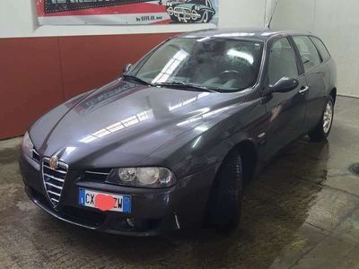 usata Alfa Romeo 156 1.9 JTD Sportwagon Exclusive