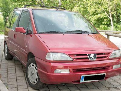 used Peugeot 806 - 2002