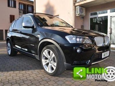 usado BMW X3 xDrive35dA Futura