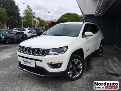 used Jeep Compass 1.4 MultiAir 170 CV aut. 4WD Limited