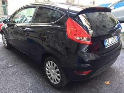 usata Ford Fiesta 1.4 TDCi 70CV 3 porte Van