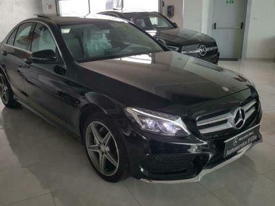 usata Mercedes C220 d Auto Premium Amg **Tetto Panoramico**