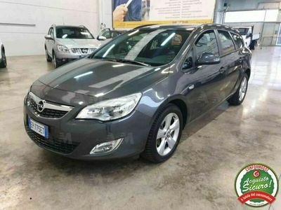 usata Opel Astra 1.7 CDTI 110CV EcoFLEX S&S Sports Tourer Elective