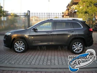 used Jeep Cherokee 2.0 MJT II 170CV 4WD ACTIVE DRIVE LIMITED NAVI!!!