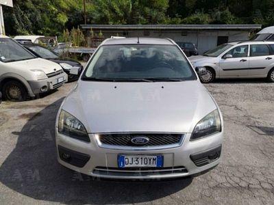 usata Ford Focus + 1.6 TDCi (90CV) S.W.