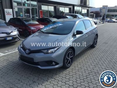 usado Toyota Auris AURIS1.8H 5P BLACK ED. MY18+