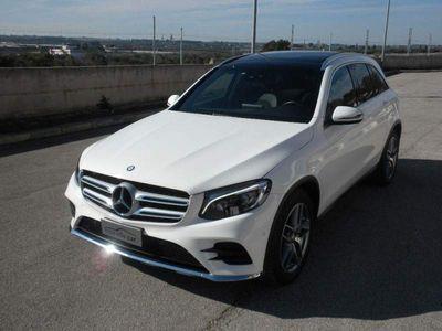 "gebraucht Mercedes GLC220 Classed 4Matic Premium "" Tetto Apribile e Panoramic"
