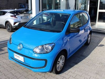 brugt VW up! up! 3p. eco moveBlueMotion Technology del 2014 usata a Palermo