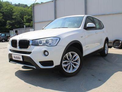 usata BMW X3 2014 Diesel xdrive20d auto my16