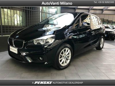 used BMW 214 Active Tourer d Advantage