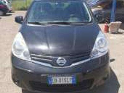 usata Nissan Note 1.4 16V GPL Eco Acenta usato