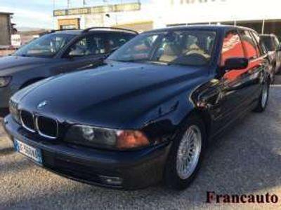 usata BMW 528 i 24V cat Touring Eletta