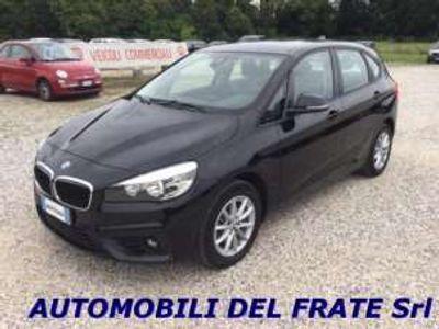 usata BMW 214 Active Tourer Serie 2 A.T. (F45) d Advantage