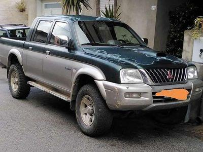 usata Mitsubishi L200 2.5 TDI 4WD Double Cab Pick-up GL