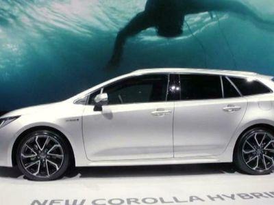 usata Toyota Corolla CorollaTS 1.8 Hybrid Business