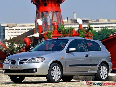 usado Nissan Almera 1.5 dci cat 3 porte acenta plus diesel