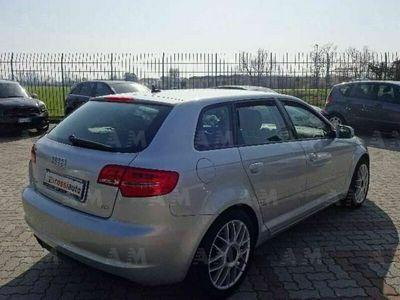 usata Audi A3 Sportback 2.0 TDI 170 CV F.AP. Attraction usato
