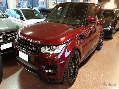 gebraucht Land Rover Range Rover Sport 3.0 TDV6 HSE AUTO M
