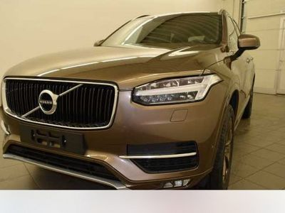 brugt Volvo XC90 D5 Awd Geartronic Momentum, Panoramadach, Head-up, Leder, Led-licht
