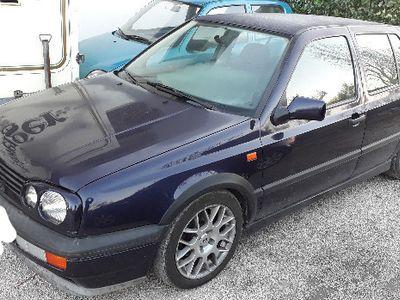 brugt VW Golf 3ª serie - 1995