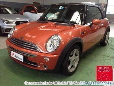 gebraucht Mini Cooper Cabriolet 1.6 16V Tavagnacco