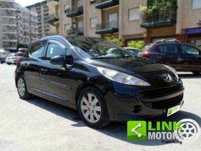 usata Peugeot 207 1.4 8V 75CV 5p. Energie (2008) GPL