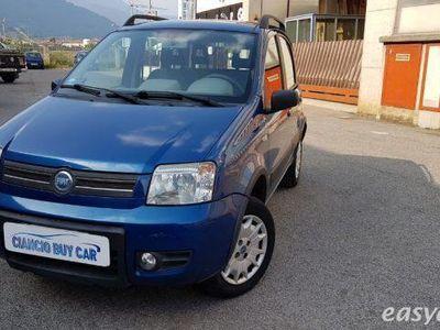 usata Fiat Panda 4x4 1.2 climbing benzina