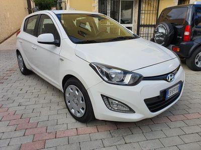 usata Hyundai i20 1.2 5p. Econext GPL BRC