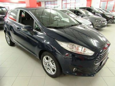 usata Ford Fiesta 1.5 TDCi 75 CV 5p. Titanium