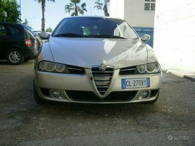 usata Alfa Romeo 156 1.9 JTD Sportwagon - 2004