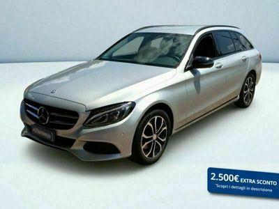 usata Mercedes C220 Classe CC SW 220 d (BT) Sport auto