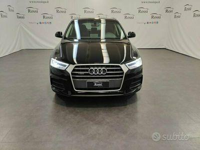 usata Audi Q3 2.0 tdi Sport quattro 150cv s-tronic