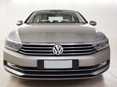 brugt VW Passat 2.0 TDI DSG Business BlueMotion Technology