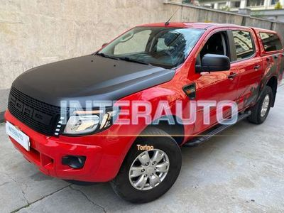 usata Ford Ranger 2.2 TDCi Doppia Cabina XLT 5pt. *HARD-TOP*