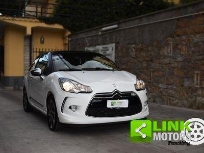 used Citroën DS3 1.4 HDI 70 SO Chic In perfetto stato