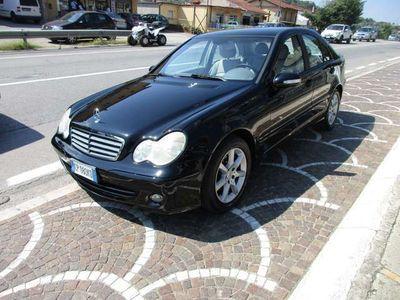 usata Mercedes C200 CDI cat Avantgarde AUTOMATICA FULL OPTIONAL