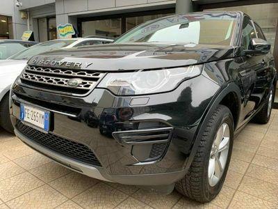 usata Land Rover Discovery Sport 2.0 td4 awd se 150cv aut.unicoproprietario