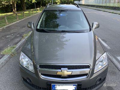 usata Chevrolet Captiva 2.0 tdi 150 cv