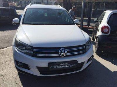 begagnad VW Tiguan 2.0 TDI DPF 4MOTION Sport