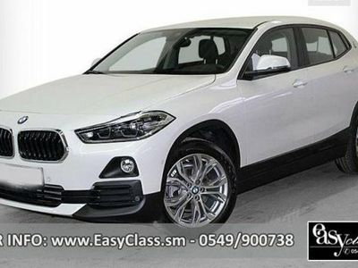 gebraucht BMW X2 sDrive18d Advantage NAVI CLIMA LED CRUISE