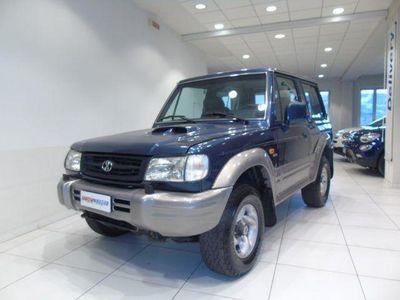 used Hyundai Galloper 2.5 TDI Corto Max * 4x4 *