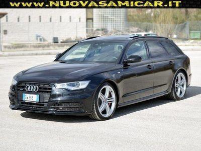 brugt Audi A6 AVANT 3.0 TDI 2X S-LINE 313CV QUATTRO TIPTRONIC