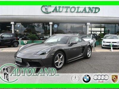 usado Porsche 718 Cayman2.0 300cv Ufficiale*Uniprò*Reale*Pronta