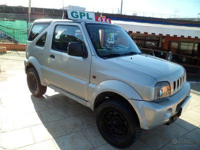 usata Suzuki Jimny 1.3 impianto a gpl 4wd cabrio full 01