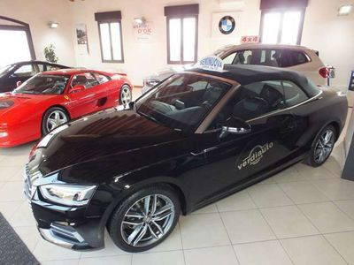 usata Audi A5 Cabriolet 2.0 TFSI S tronic Sport -VIRTUAL DISPLY-NEW
